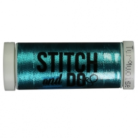 Stitch & Do 200 m - Hobbydots - Turquoise