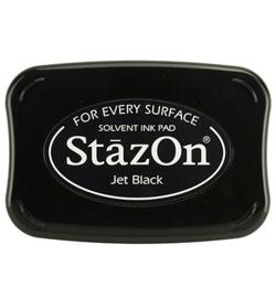 SZ-000-031 - Jet Black