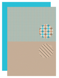 Background sheet - Men-things - Diamonds neva089
