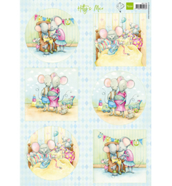 HK1708 - Hetty's mice new born