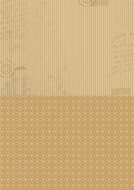 NEVA004 background sheets A4 brown stripes