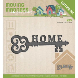 Die - Yvonne Creations - Moving Madness - Key    YCD10099