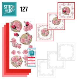 Stitch and Do 127 - Ladybug