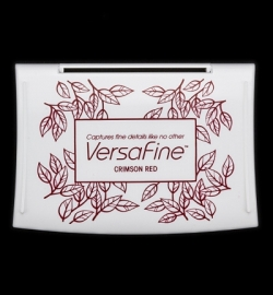 Versafine Stempelinkt - Crimson Red