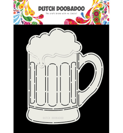 470.713.775	DDBD Card Art Beer glas A5