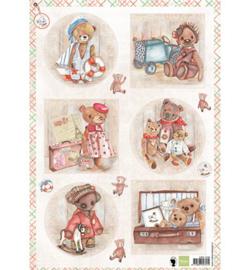 Teddy bears 1  EWK1249
