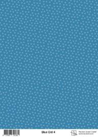 knipvel Marjoleine blue dot 4