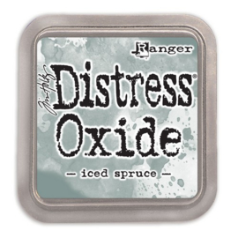 Distress Oxide - iced spruce TDO56034