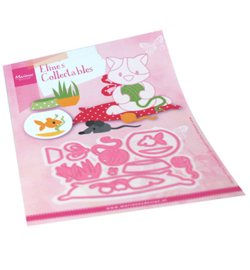COL1486 - Collectable - Eline's cat accessories  150 x 210 mm