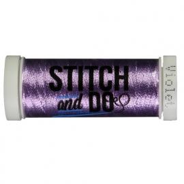 Stitch & Do 200 m - Hobbydots - Violet