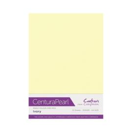 Centura Pearl enkelzijdig a 1 Vel - Ivoor CP10-IVORY