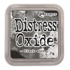 Ranger Tim Holtz distress oxide black soot TDO55815