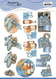 3D cutting sheet - Jeanine's Art - Gifts for Men  CD11473