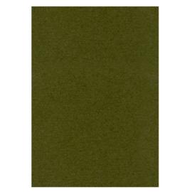Linen Cardstock - A4 - Pine Green  BLKG-A455