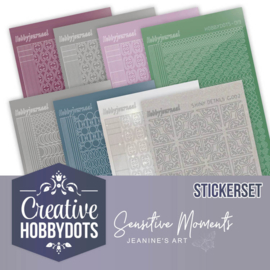 Creative Hobbydots 4 - Sticker Set  CHSTS004