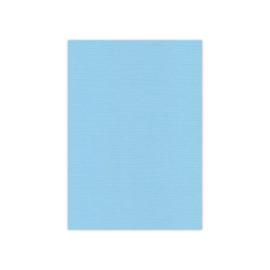 Linnenkarton - A4 - Zachtblauw  26