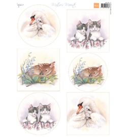 MB0183 - Mattie's Mooiste baby animals