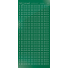 Hobbydots sticker Sparkles 01 Mirror Green   HSPM012