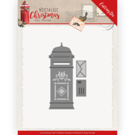 Dies - Amy Design - Nostalgic Christmas - Mail Box ADD10226