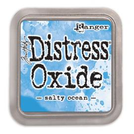 Ranger Tim Holtz distress oxide salty ocean  TDO56171