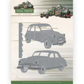 Dies - Amy Design - Vintage Transport - Cars  ADD10250