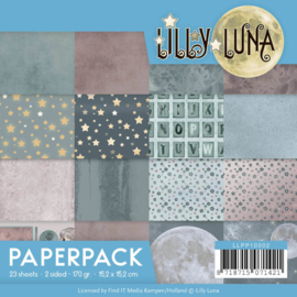 Paperpack - Lilly Luna   LLPP10002