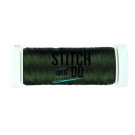 Stitch & Do 200 m - Linnen - Pine Green  SDCD55