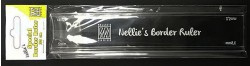 BORU001 Nellie's Special border ruler 20cm