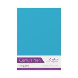 Centura Pearl enkelzijdig a 1 Vel- Turquoise CP10-TURQ