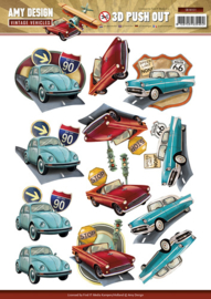 SB10151 Pushout - Amy Design - Vintage Vehicles