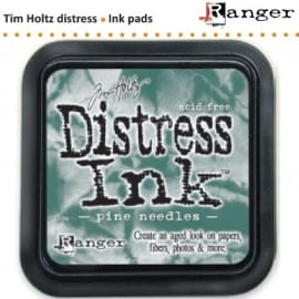 Tim Holtz distress ink pad pine needles 21476