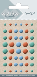 Card Deco Essentials - Enamel Dots  CDEED002