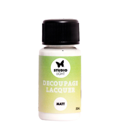 SL-ES-LAQC01 - SL Decoupage lacquer Mat Essentials nr.01