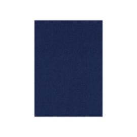 Linnenkarton - A4 - Donkerblauw  30