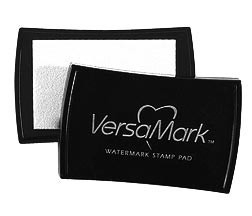 VM-001 Versamark ink pad transparent