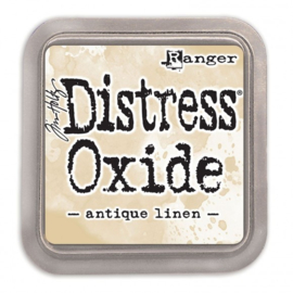 Ranger Tim Holtz distress oxide antique linen  TDO55792