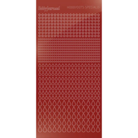 Hobbydots Special 01 - Red  STDMSP014