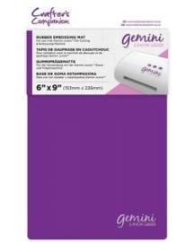 Gemini  embossing mat A4 nieuw