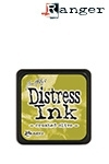Tim Holtz distress mini ink crushed olive 15TDP39914