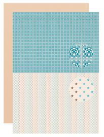 Background sheet - Men-things - Stars neva 087