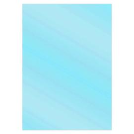Card Deco Essentials - Metallic cardstock - Sky Blue CDEMCP021