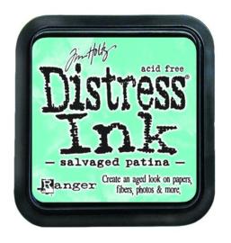 Ranger Distress Inks Pad - Salvaged Patina TIM72737