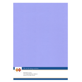 Linen Cardstock - A4 - Lavender  LKK-A461
