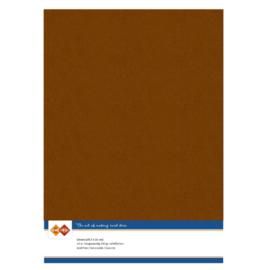 Linnenkarton - A4 - Brown  LKK-A458