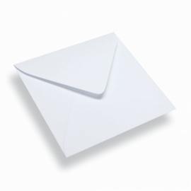 Enveloppen - Vierkant - Wit - 17 x 17cm