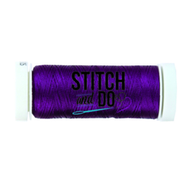 Stitch & Do 200 m - Linnen - Azalea Pink SDCD56