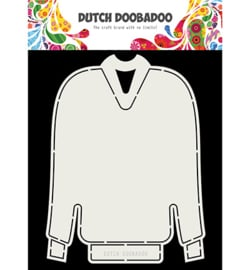 470713736 - Card Art Christmas sweater 145 x 190mm