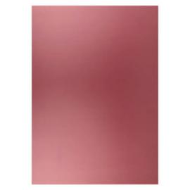 Card Deco Essentials - Metallic cardstock - Burgundy CDEMCP006