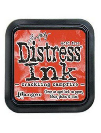 Ranger Distress Inks Pad - Crackling Campfire TIM72294