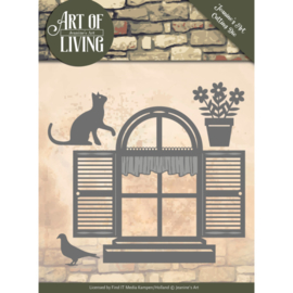 Dies - Jeanine's Art - Art of Living - Home Sweet Home  JAD10054